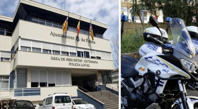 """El PP de Palma alerta de la """"progresiva decadencia"""" que acusa la unidad motorizada de la Policía Local"""
