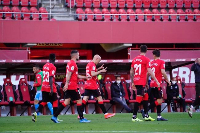 El Mallorca se acerca más a Primera con la victoria sobre el CD Lugo