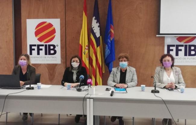 Baja presencia de las mujeres en los órganos de toma de decisiones del tejido federativo y de clubes de Baleares