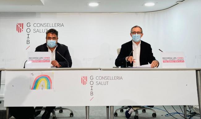 Se ha detectado el primer caso de la variante brasileña (P1) en Mallorca