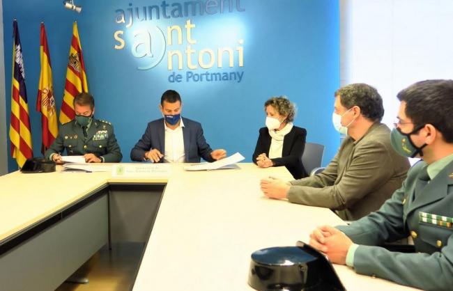 La Policía Local de Sant Antoni de Portmany se incorpora al sistema de protección de víctimas de violencia de  género