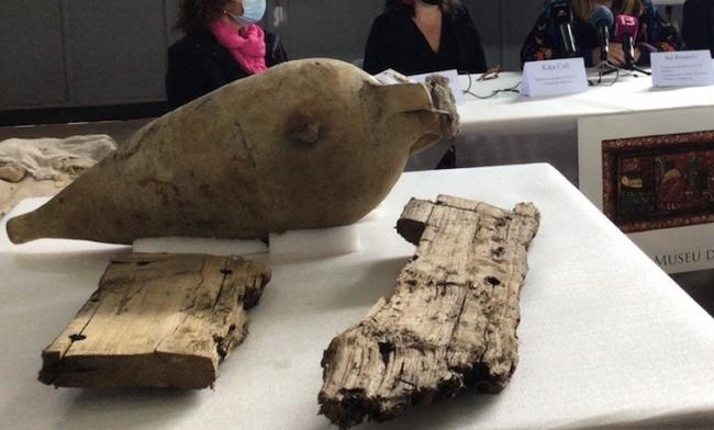 Ses Fontanelles dará nombre a un tipo de ánfora romana, encontrada por primera vez en Mallorca
