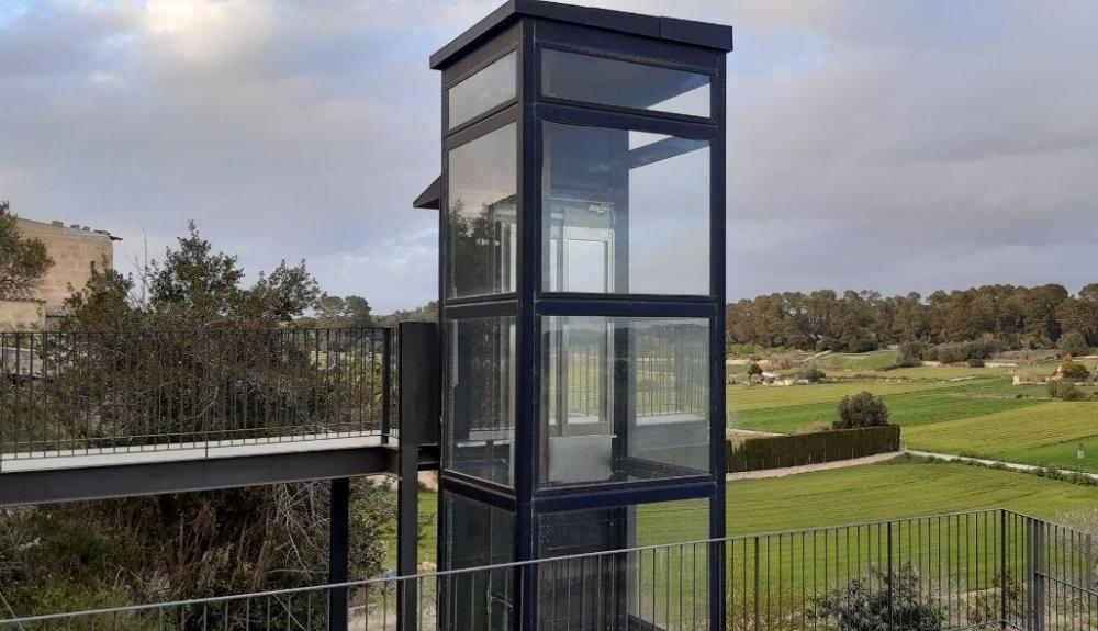 El Consell autoriza definitivamente el uso del ascensor público de Lloret