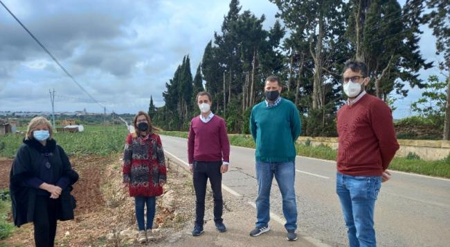 El PP reclama al Consell de Mallorca la mejora y ampliación de la carretera de Sa Pobla a Muro