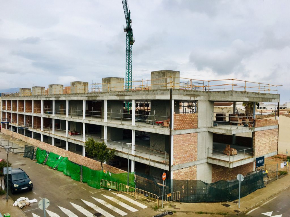 Presentan el estado de las obras del IBAVI con 774 VPO nuevas en construcción en 2021