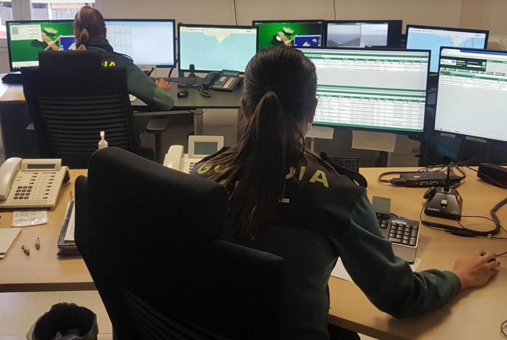 Detenido por realizar 54 llamadas telefónicas al número de emergencias 062 para insultar a la Guardia Civil