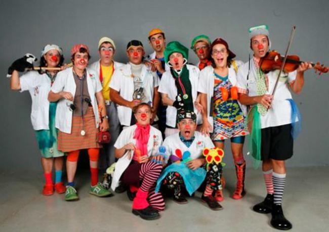 20.000 euros a Sonrisa Médica para el proyecto de las «Clownsultes externas»