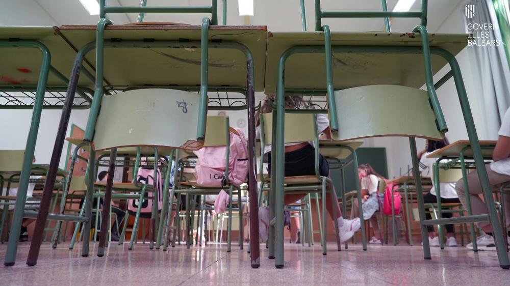 Baleares anuncia instrucciones específicas sobre salidas escolares