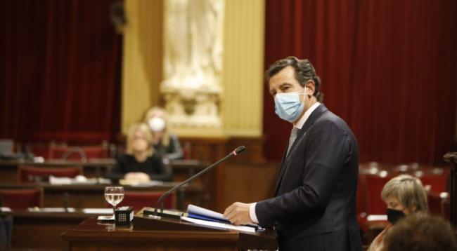 """Company a Armengol: """"No busque excusas, los que se han vacunado irregularmente son cargos de su partido"""""""
