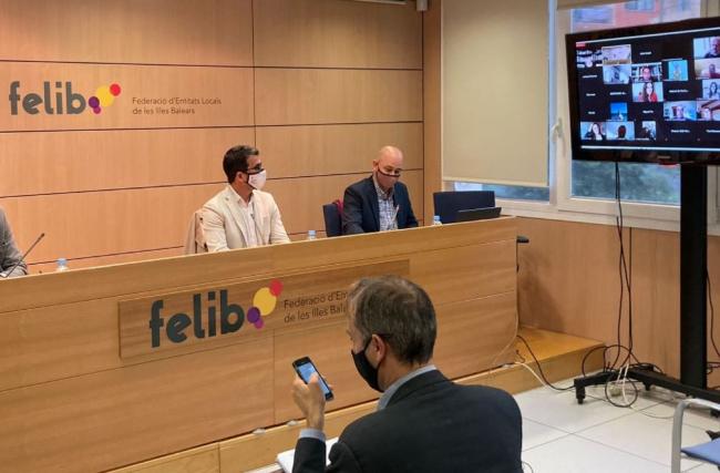 Ayuntamientos y Consells participarán en la elaboración de la estrategia de fondos europeos del Govern