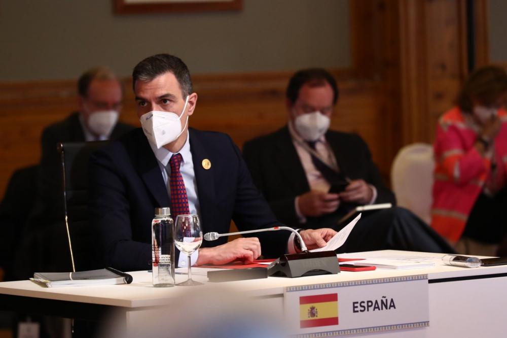Sánchez entregará a América Latina 7,5 millones de dosis de la vacuna