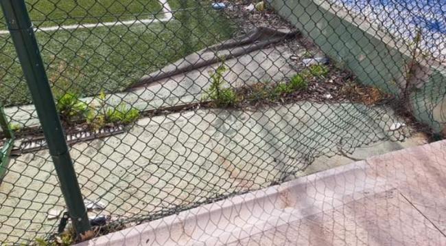 Reclaman la adecuación y mantenimiento de las instalaciones deportivas de Consell