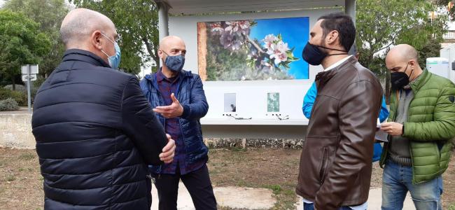 Presentación del proyecto piloto del nuevo punto de información turístico digital