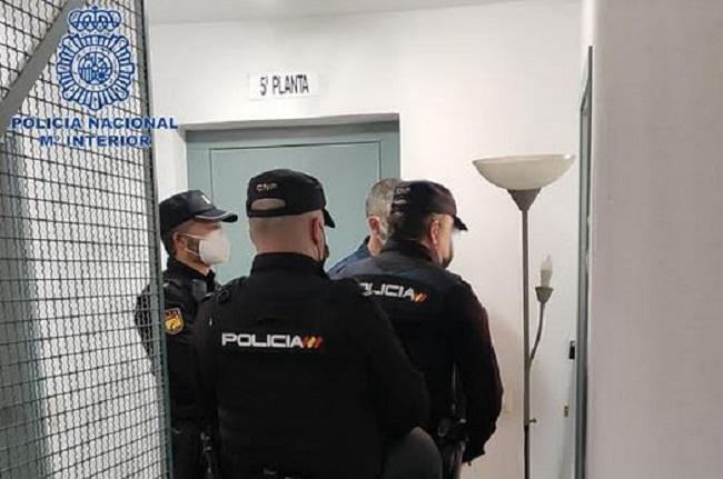 Ocupan una vivienda mientras los legítimos moradores estaban ingresados en un centro hospitalario en Palma