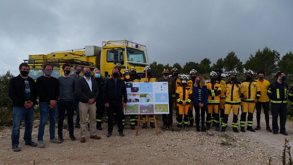Medi Ambient pide extremar las medidas preventivas en la campaña de alto riesgo de incendios forestales