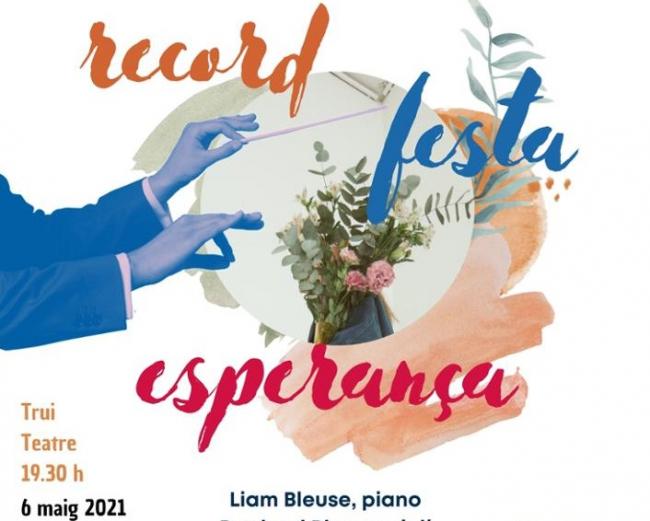 La Sinfónica homenajeará a las víctimas de la pandemia con el concierto 'Recuerdo, fiesta y esperanza'