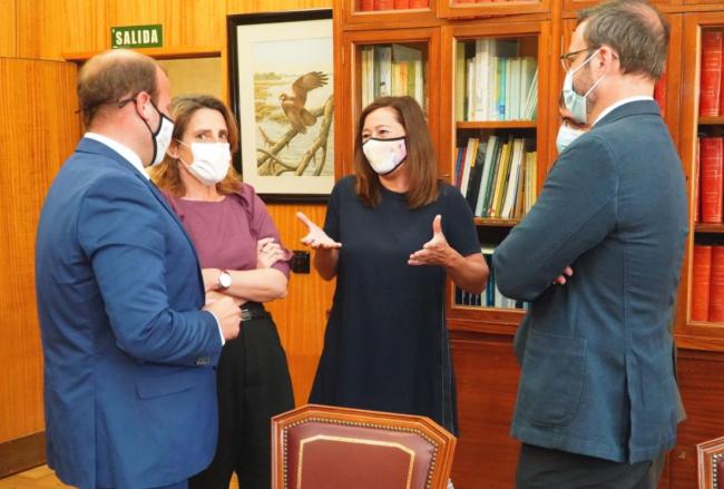 Acuerdo para financiar la nueva depuradora de Palma