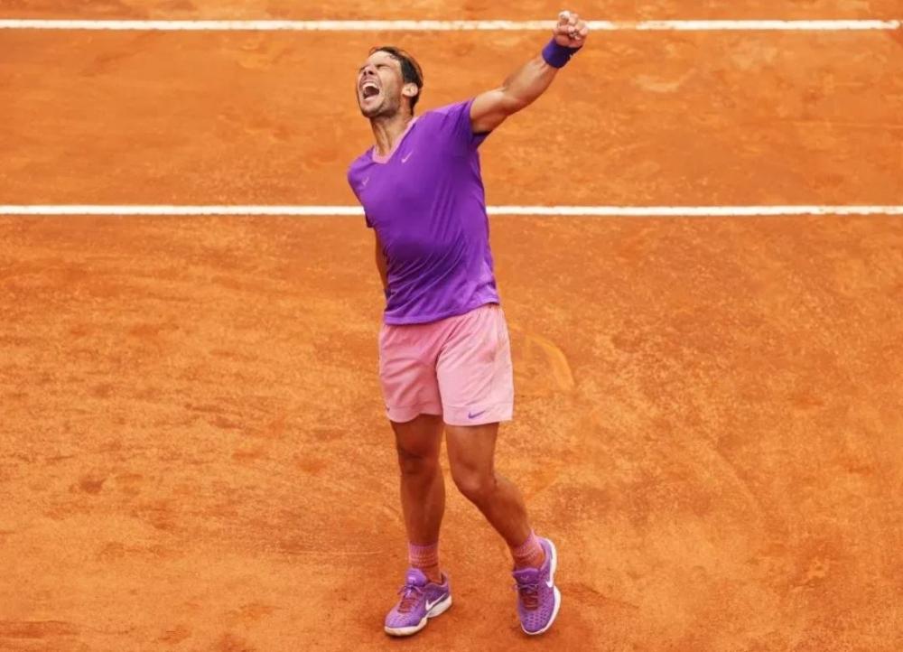 Nadal se toma la revancha ante Zverev y le derrota en Roma