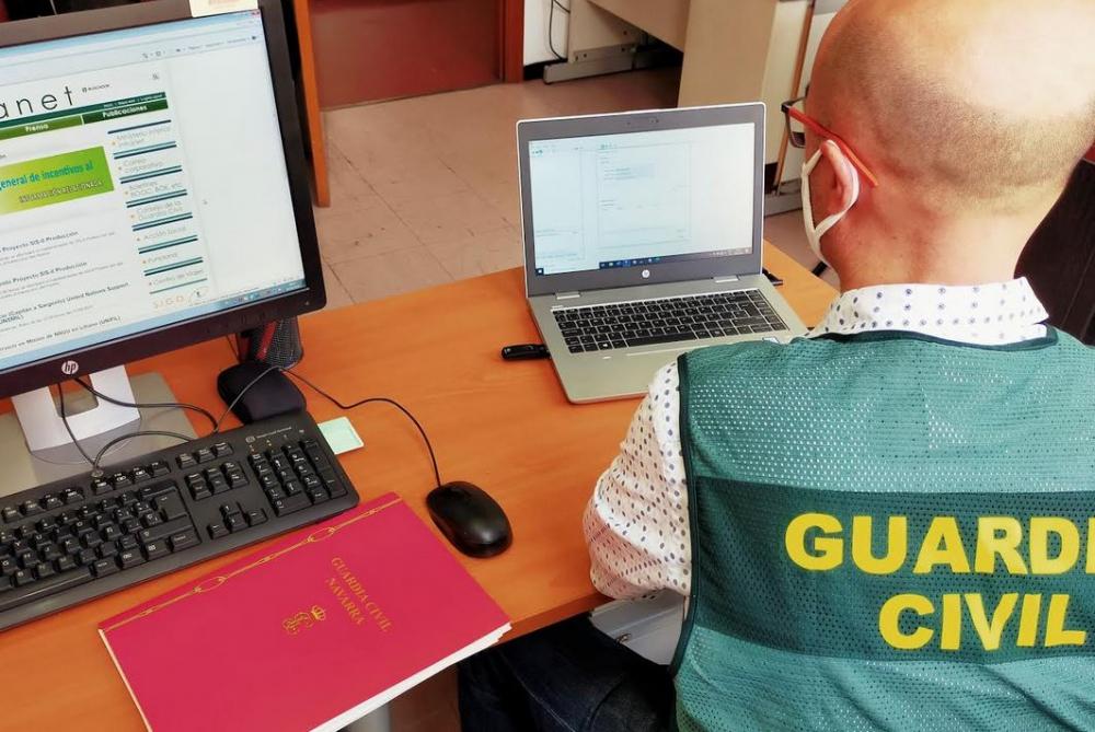 La  Guardia Civil ha investigado a un vecino de Inca por estafar los 9.700 euros de una subvención