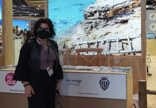 Pollença aterriza en Fitur con el objetivo de reactivar el turismo