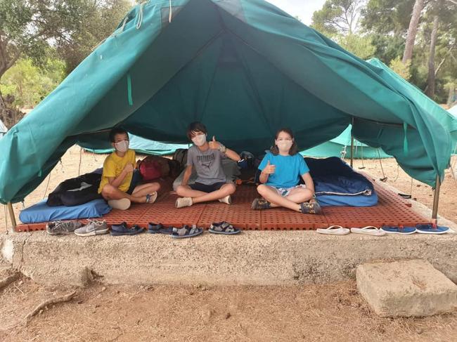 Abiertas las preinscripciones para los campamentos de verano en La Victoria