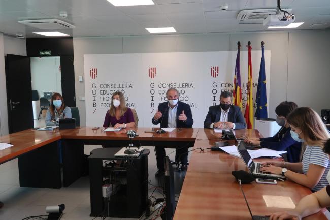 El curso 2021/22 se iniciará con la máxima presencialidad y se mantendrán las medidas de prevención de la COVID