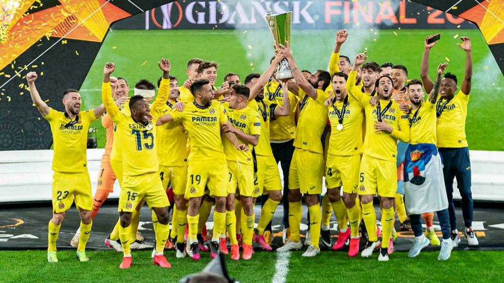 El Villarreal Campeón de la UEFA Europa League