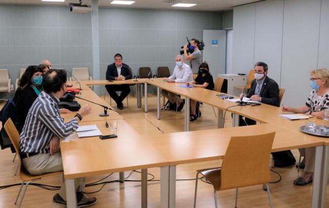 El Gobierno presenta a las entidades sociales la hoja de ruta normativa de la Ley del Juego