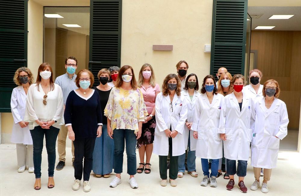 El Govern invierte 1,7 millones de euros en la renovación del Laboratorio de Salud Pública