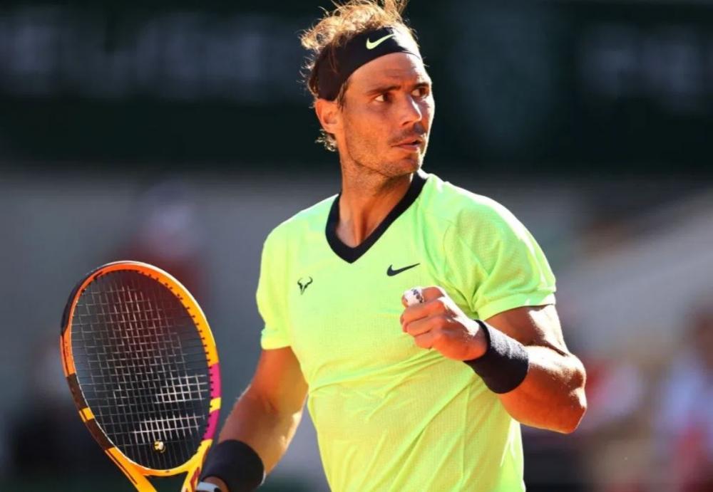 Trabajada victoria de Nadal en su estreno en Roland Garros