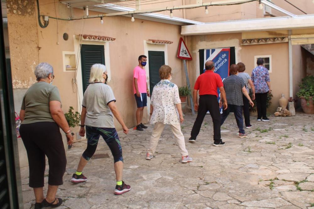 Deporte saludable para un envejecimiento activo en la segunda y la tercera edad