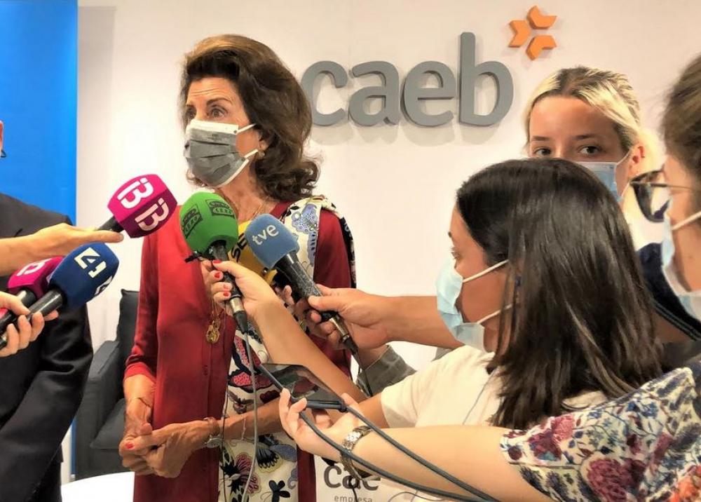 CAEB manifiesta su decepción con el Proyecto de Presupuestos Generales del Estado para 2022 en lo que se refiere a inversiones en Baleares