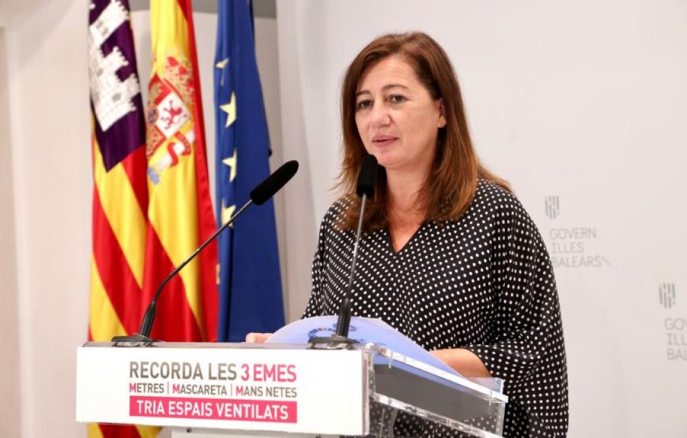 El PP exige explicaciones públicas e inmediatas a Armengol por la información que la vincula a la investigación de amaños en Autoridad Portuaria