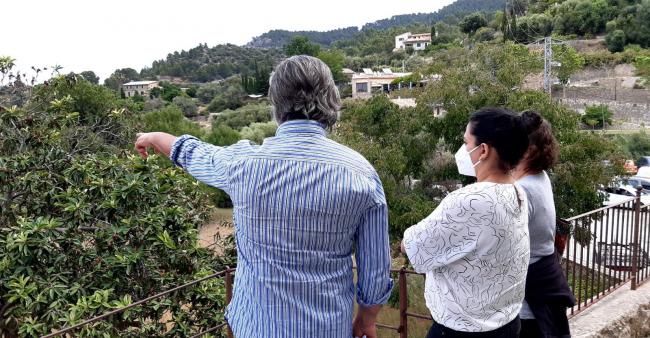 El Consell prepara una proposta de PGOU d'Estellencs amb les demandes del municipi