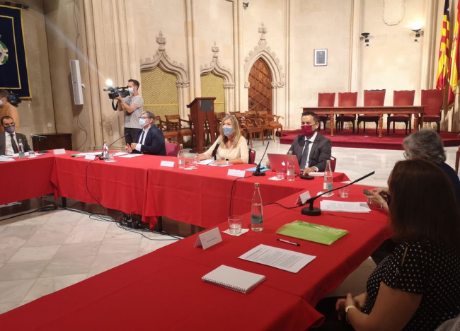 Primera reunión del grupo de expertos para la prestación de la eutanasia