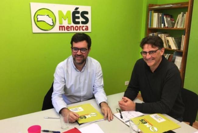 Més per Menorca, Més per Mallorca y Ara Eivissa crean una marca conjunta para las elecciones estatales