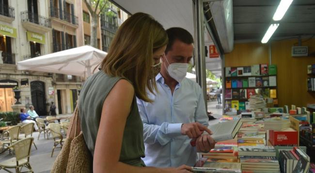 El PP reclama al Consell de Mallorca más apoyo y ayudas para libreros y editoriales