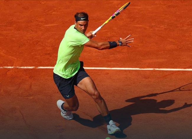 Nadal vence a Schwartzman y estará en semifinales