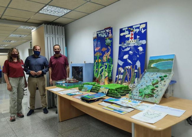 Diez centros educativos ganan el concurso 'Estima Cabrera: 30 anys de Parc Nacional'
