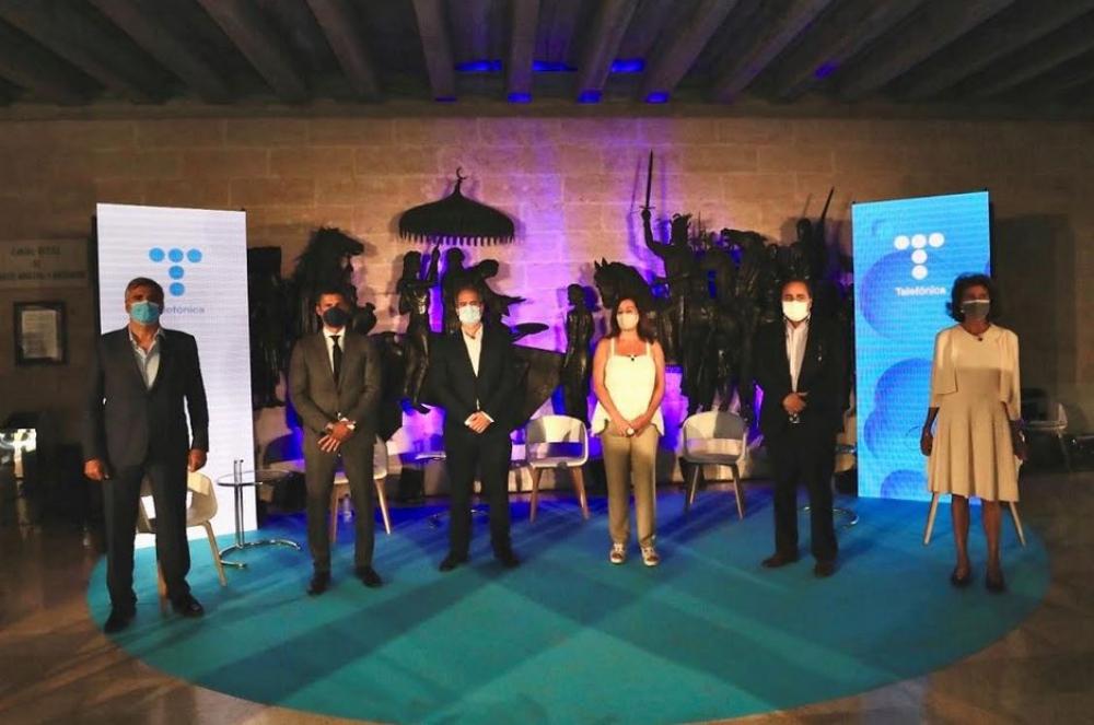 Telefónica reúne a administración y a empresas para debatir sobre el futuro del sector turístico en Baleares