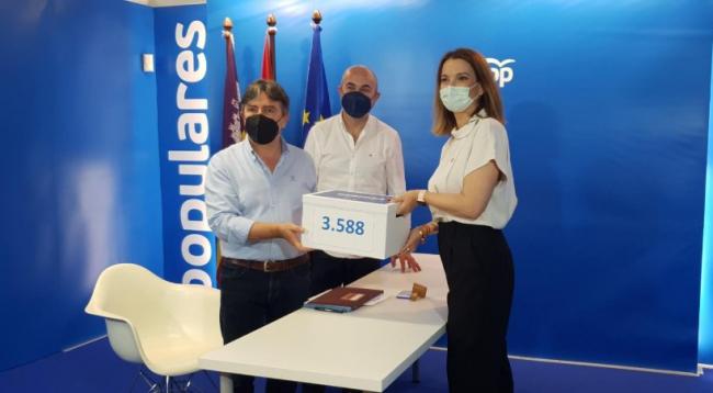 Marga Prohens, única candidata a presidir el PP Balears a partir del 24 de julio