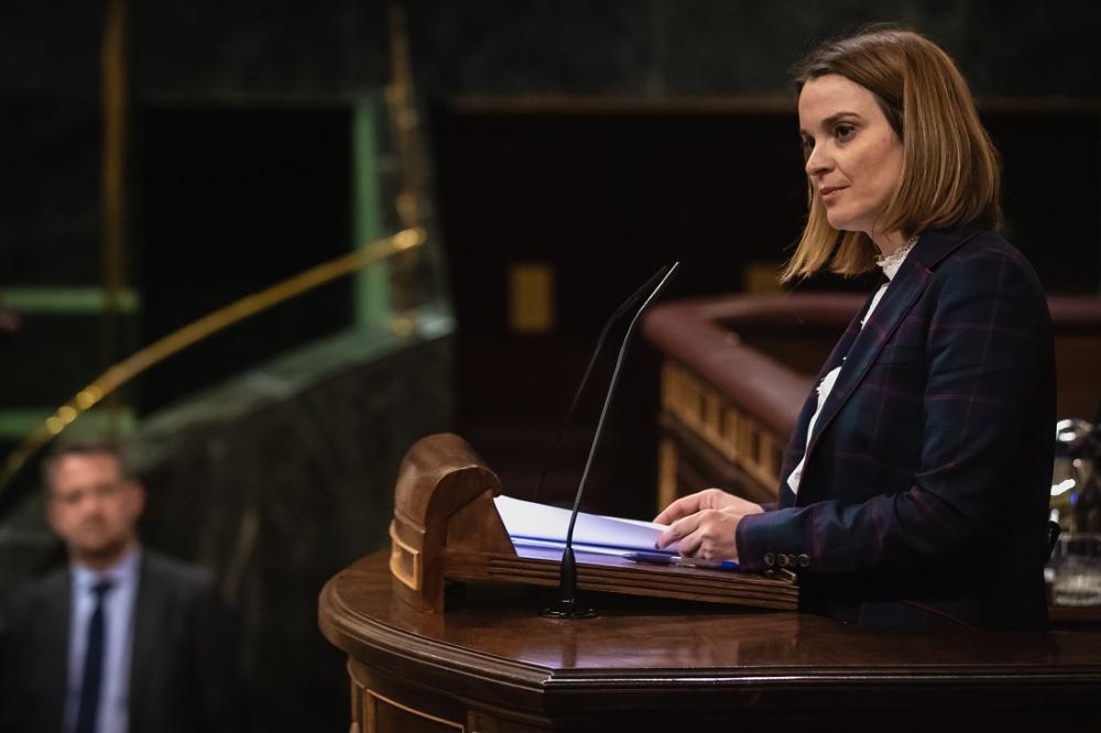 Prohens defendió en el Congreso que las familias numerosas no pierdan el 10% del descuento de residente