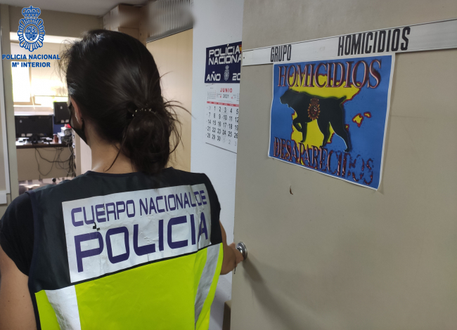 La Policía Nacional detiene a un hombre en Palma por apuñalar a otro al que no conocía de nada