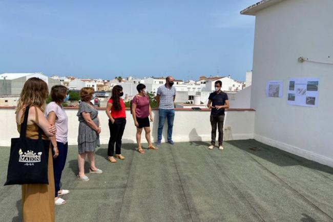 Transición Energética presenta el primer autoconsumo compartido del IBE en Menorca