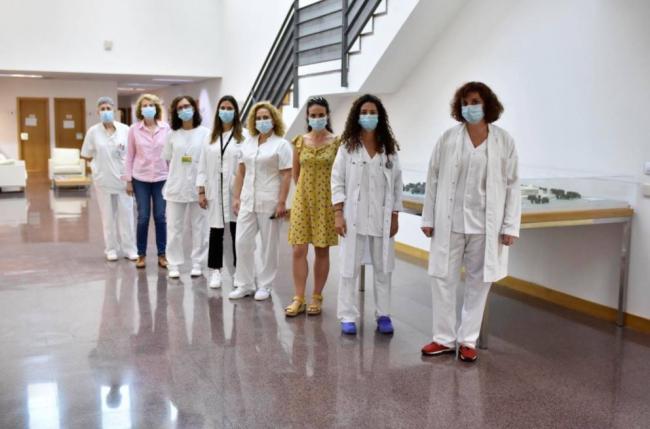 El servicio de apoyo psicológico a pacientes con ELA del Hospital Son Llàtzer cumple un año