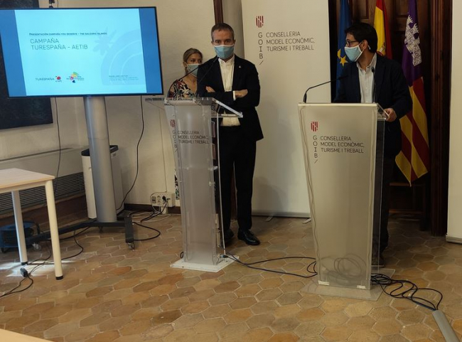 La AETIB y Turespaña refuerzan la promoción de las Illes Balears en mercados europeos para este verano