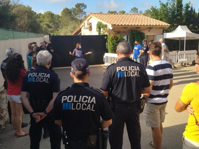 Organizan unas jornadas para policías locales sobre la gestión de fauna doméstica en el entorno humano
