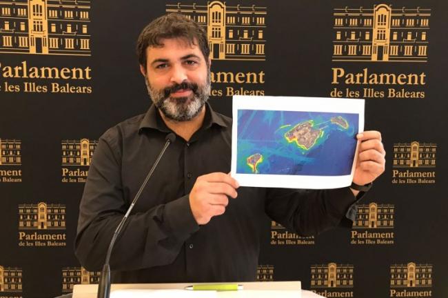 MÉS reclama la declaración del Mar Balear como 'Zona Marina Especialmente Sensible'