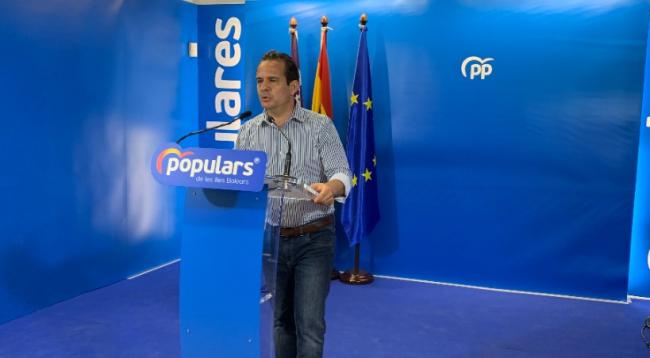 """Fuster: """"Hoy Sánchez va a utilizar una medida de gracia para dar un golpe de gracia a la legalidad en España"""""""