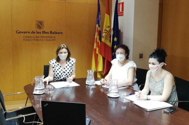Las Baleares recibirán más de 10 millones de euros para políticas contra las violencias machistas